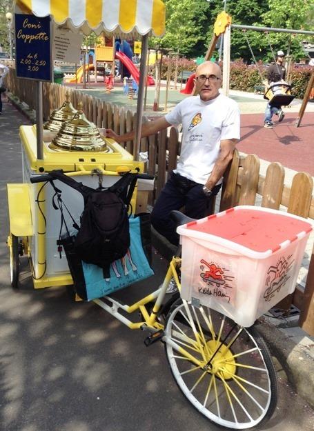 A Bicicletta Gelati