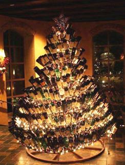 Albero Natale all' ARIMO Treviglio