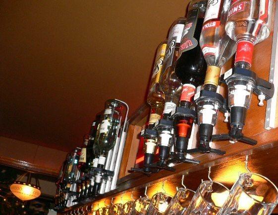 Attrezzature Bar, DOSATORI