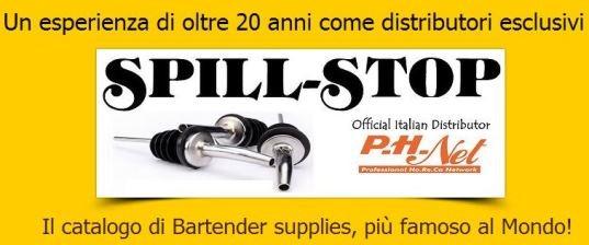 Attrezzature Barman Spill Stop