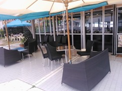 Bar EASY Predore Terrazza1