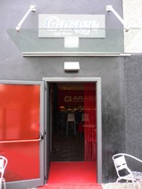 Bar GARAGE IZANO CR1