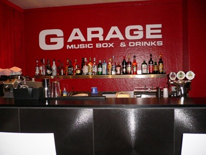 Bar GARAGE IZANO CR