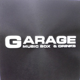 Bar GARAGE IZANO CRlogo