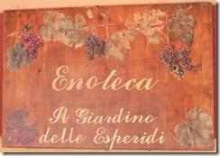 Bardolino, Il giardino delle Esperidi 0