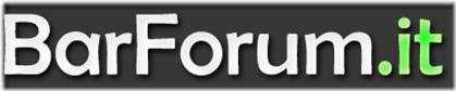 Barforum Logo