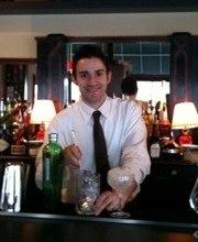Barman Guglielmo Miriello