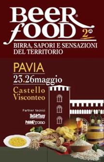 Beer Food Pavia