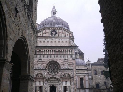 Bergamo Piazza Vecchia, Città Alta 10