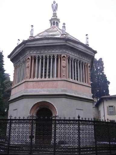 Bergamo Piazza Vecchia, Città Alta 11