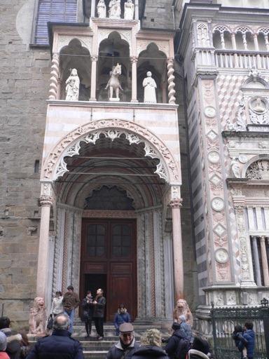 Bergamo Piazza Vecchia, Città Alta 13