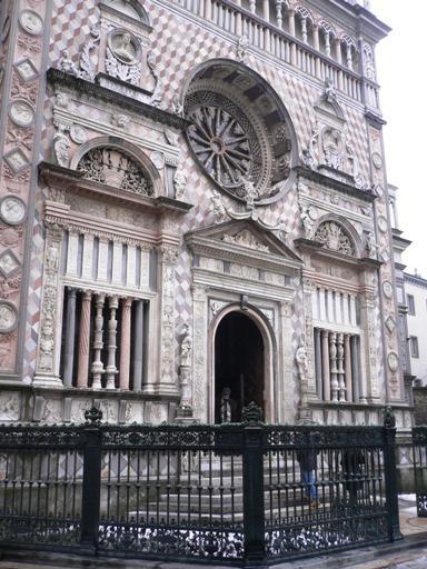 Bergamo Piazza Vecchia, Città Alta 15