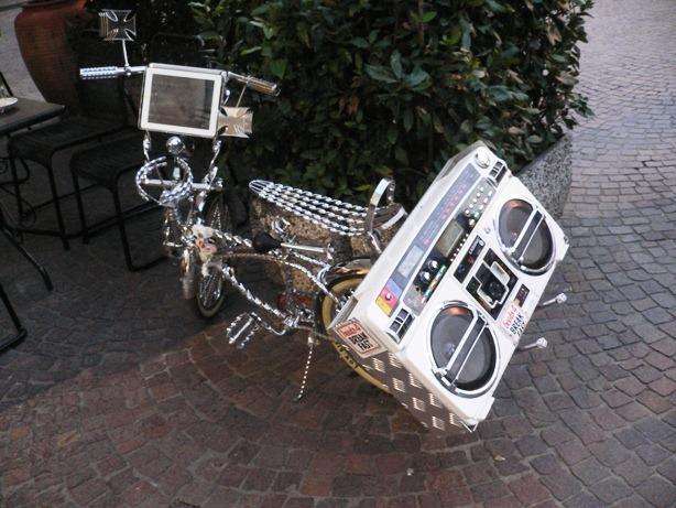 Bicicletta Tecnologica