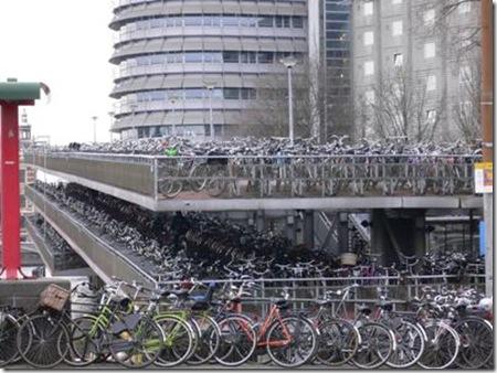 Biciclette posteggio