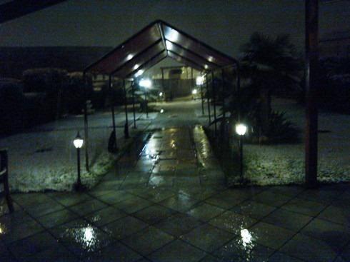 Brescia prima neve al Ciusmita