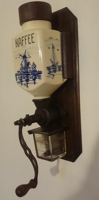 Caffè - Macinino caffè a muro Vintage