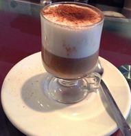 Caffè Marocchino durante corso caffetteria