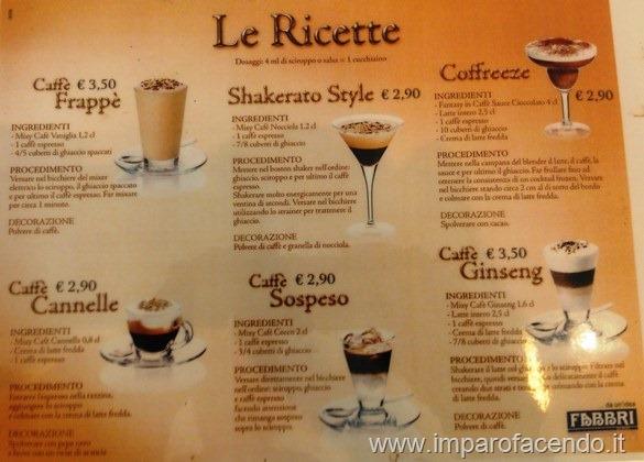 Caffè Ricette Caffè speciali2