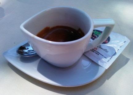 Caffè Tazzina Particolare