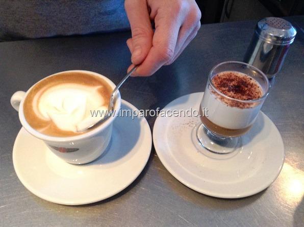 Caffetteria, Cappuccino e Marocchino