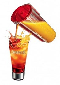 Campari-Orange-Mixer