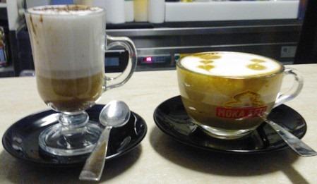 Brescia corso caffetteria caff speciali e semplici decorazioni cappuccino - Caffe cucina brescia ...