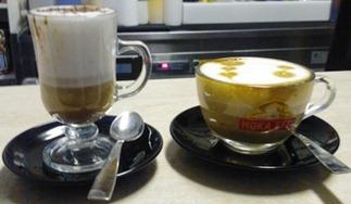 Cappuccino e Marocchino