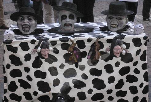Carnevale travestimenti