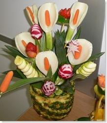 Carving vaso fiori 1