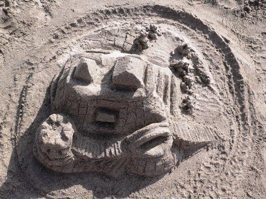 Castello sabbia2