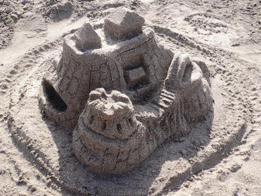 Castello sabbia3