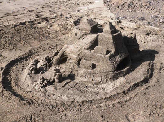 Castello sabbia4
