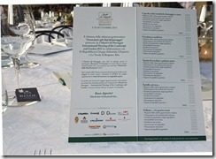 Cena Green Food e gli Chef del paesaggio12R