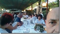 Cena Green Food e gli Chef del paesaggio18R