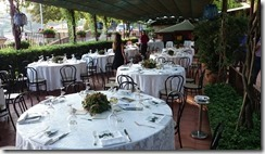 Cena Green Food e gli Chef del paesaggio2R