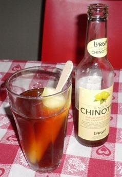 Chinotto e ghiaccioloR