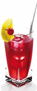 Cocktail Cranberry-Cooler