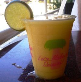 Cocktail Daiquiri Mango Frozen
