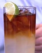 Cocktail Dark'n Stormy