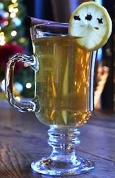 Cocktail Hot Toddy Inverno