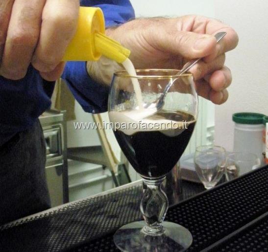 Cocktail IRISH COFFEE
