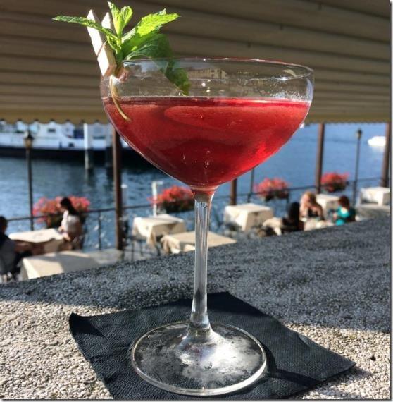 Cocktail Martini al Melograno