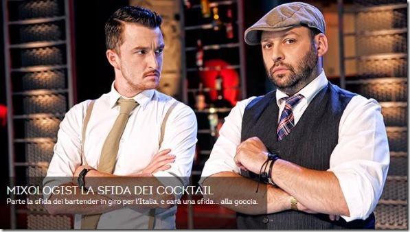 Cocktail  Mixologist DMax  sfida dei Cocktail