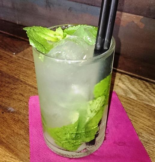 Cocktail Mojito Cubano