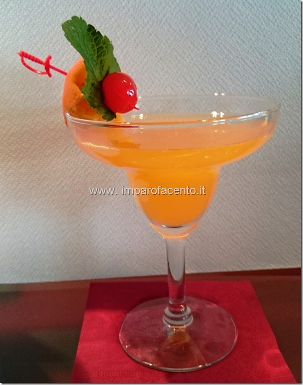 Cocktail Puccini
