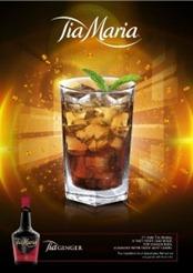 Cocktail Tia Ginger