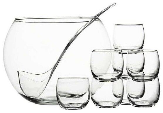 Cocktail bowl e bicchieri