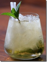 Cocktail Jim Beam Julep