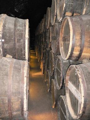 Cognac 10 Otard Botti