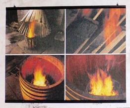 Cognac 8 Otard fiammata botti